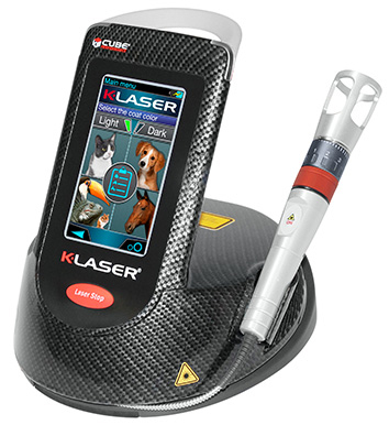 K-Laser Performance model is our most advanced and powerful therapeutic laser with 4 wavelengths